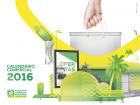 Calendário Comercial 2016