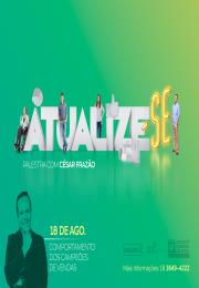 Fórum Acibility traz ciclo de palestras com Cézar Frazão