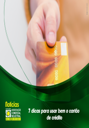 7 dicas para usar bem o cartão de crédito