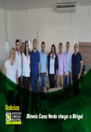 Móveis Casa Verde abre unidade em Birigui; autoridades participam de inauguração