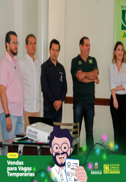Acib e Prefeitura de Birigui iniciaram esta semana o curso Vendas para Vagas Temporárias