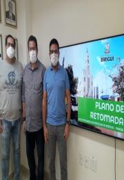 Parceiros elaboram o Plano de Retomada das Atividades Econômicas de Birigui (PRAEBI)