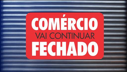 COMUNICADO URGENTE: PUBLICADO HOJE  NOVO DECRETO REABERTURA COMÉRCIO