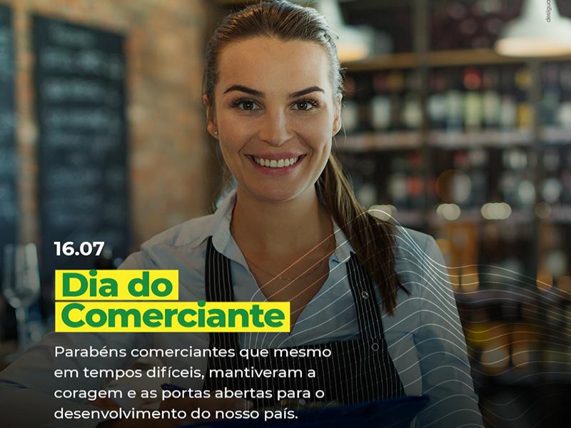 DIA DO COMERCIANTE